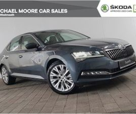 SKODA SUPERB SUPERB STYLE 2.0 TDI 150BHP FOR SALE IN WESTMEATH FOR €41200 ON DONEDEAL