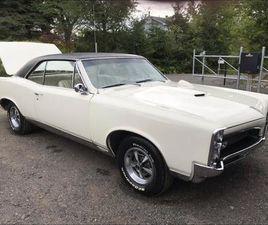 USED 1967 PONTIAC GTO