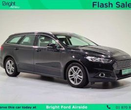 FORD MONDEO ZETEC 1.5TD 120PS M6 4DR FOR SALE IN DUBLIN FOR €23950 ON DONEDEAL