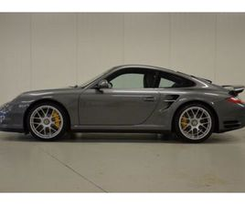 PORSCHE 997 911 TURBO S FULL HISTORY SERVICE FIRST PAINT