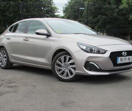 HYUNDAI I30 FASTBACK COUPE 120 BHP UNLIMITED MILE FOR SALE IN OFFALY FOR €21,299 ON DONEDE