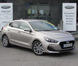 HYUNDAI I30 FASTBACK COUPE 120 BHP UNLIMITED MILE FOR SALE IN OFFALY FOR €22950 ON DONEDEA