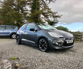 >MAR 2015 CITROEN DS3 1.6 E-HDI AIRDREAM DSTYLE PLUS 3DR