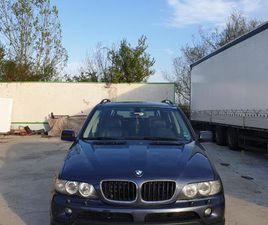 BMW X5, 2006Г