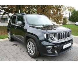 JEEP RENEGADE 1.3 GSE T4 LIMITED BVR6 150 CH