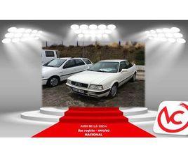 AUDI 80 1.6 + 102CV A GASOLINA NA AUTO COMPRA E VENDA