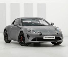 BRAND NEW ALPINE A110 1.8L TURBO S 2DR DCT