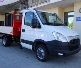 IVECO DAILY 35C11 - AUTO USATE - QUATTRORUOTE.IT - AUTO USATE - QUATTRORUOTE.IT