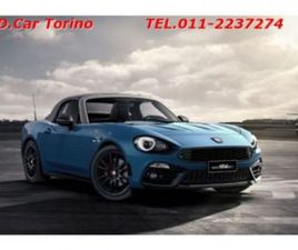 ABARTH 124 SPIDER 1.4 TURBO MULTIAIR AT 170 CV GT - AUTO USATE - QUATTRORUOTE.IT - AUTO US