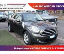 MINI PACEMAN MINI D ALL4 PELLE UNICOPROPRIETARIO - AUTO USATE - QUATTRORUOTE.IT - AUTO USA