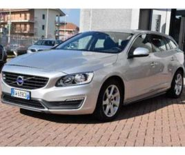 VOLVO V60 D3 GEARTRONIC BUSINESS - AUTO USATE - QUATTRORUOTE.IT - AUTO USATE - QUATTRORUOT