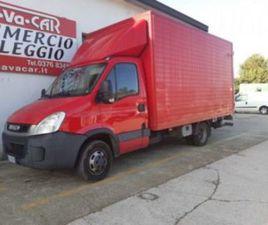 IVECO DAILY 35C 15 3.0 DCI FURGONATO CON SPONDA CARICAT - AUTO USATE - QUATTRORUOTE.IT - A