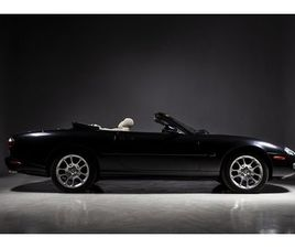 2001 JAGUAR XKR - JAGUAR XKR 100 SUPERCHARGED CABRIOLET (ALREADY THE MODEL WITH RESTYLING)