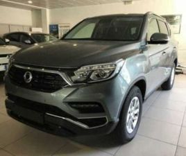 SSANGYONG REXTON 2.2 4WD ROAD - AUTO USATE - QUATTRORUOTE.IT - AUTO USATE - QUATTRORUOTE.I