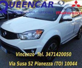 SSANGYONG KORANDO 2.0 E-XDI 149 CV 2WD MT VALUE - AUTO USATE - QUATTRORUOTE.IT - AUTO USAT