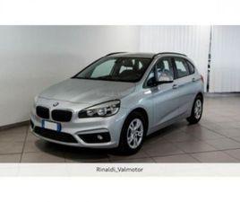 BMW 214D ACTIVE TOURER LUXURY - AUTO USATE - QUATTRORUOTE.IT - AUTO USATE - QUATTRORUOTE.I