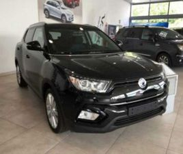 SSANGYONG TIVOLI 1.6D 2WD BE - AUTO USATE - QUATTRORUOTE.IT - AUTO USATE - QUATTRORUOTE.IT