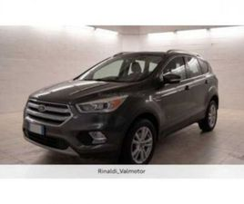 FORD KUGA 2.0 TDCI 150 CV S&S 4WD POWERSHIFT BUSINESS - AUTO USATE - QUATTRORUOTE.IT - AUT