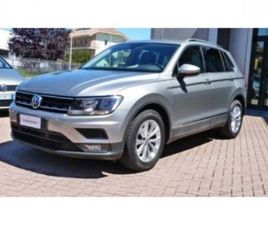 VOLKSWAGEN TIGUAN 1.6 TDI SCR BUSINESS BLUEMOTION TECHNOLOGY - AUTO USATE - QUATTRORUOTE.I