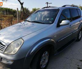 CARS.BG - SSANGYONG REXTON RX270XDI, 5000 ЛВ., ДИЗЕЛ