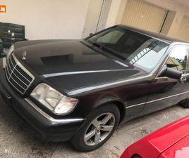 CARS.BG - MERCEDES-BENZ S 320 3.2I 231P.H., 9000 ЛВ., БЕНЗИН, ОБЯВИ ЗА КОЛИ ОТ BUGARA GROU