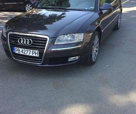 AUDI A8 4.2, 2007Г