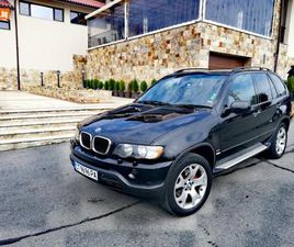 CARS.BG - BMW X5 3.0 I SPORT, 9000 ЛВ., ГАЗ/БЕНЗИН