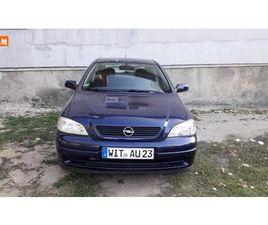 CARS.BG - OPEL ASTRA 2.0, 2600 ЛВ., БЕНЗИН