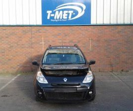 RENAULT CLIO, 2010 BREAKING FOR PARTS FOR SALE IN TYRONE FOR € ON DONEDEAL