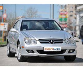 CARS.BG - MERCEDES-BENZ CLK 350 7G TRONIC, 14700 ЛВ., БЕНЗИН, ОБЯВИ ЗА КОЛИ ОТ АУТО МАРКЕТ
