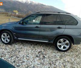 CARS.BG - BMW X5 3000, 9000 ЛВ., ДИЗЕЛ