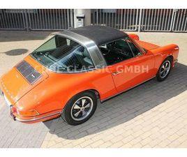 PORSCHE 911 T TARGA 2.4 ORIG. BLUTORANGE 018