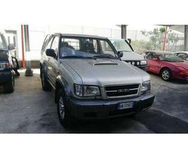 ISUZU TROOPER 3.0 16V TDI CAT 3 PORTE S
