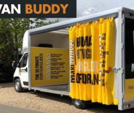 MAXIMOVER CURTAINSIDER 5.1M X 2.5M HIGH ROOF FOR SALE IN DUBLIN FOR € ON DONEDEAL