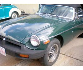 FOR SALE: 1977 MG MGB IN RYE, NEW HAMPSHIRE