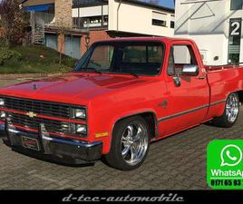 C10 5.0L V8 CUSTOM PICK-UP TRUCK SHORTBED