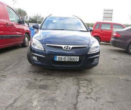 HYUNDAI I30 ESTATE 1.6 90BHP FOR SALE IN WEXFORD FOR €2,950 ON DONEDEAL