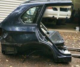 2007-2013 BMW X5 E70 RIGHT PASSENGER QUARTER PANEL BODY FRAME CUT SPACE