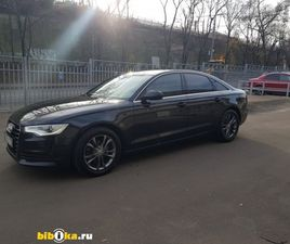 AUDI A6 BASE 2014Г ЗА 1.03 МЛН РУБ В МОСКВЕ