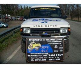 LAND ROVER 300 2.5 1995, DA TRIAL! - AUTO USATE - QUATTRORUOTE.IT - AUTO USATE - QUATTRORU