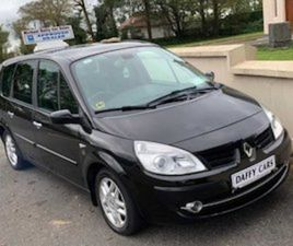 RENAULT GRAND SCENIC 1.5 DCI 106 DYNAMIQUE 7 SEAT FOR SALE IN KERRY FOR €3250 ON DONEDEAL