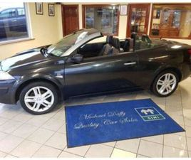 RENAULT MEGANE CABRIO 1.6 16V MONACO PH2 FOR SALE IN KERRY FOR €3,750 ON DONEDEAL