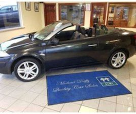 RENAULT MEGANE CABRIO 1.6 16V MONACO PH2 FOR SALE IN KERRY FOR €3750 ON DONEDEAL