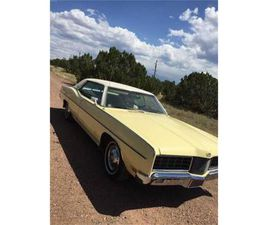 FOR SALE: 1970 FORD LTD IN CADILLAC, MICHIGAN
