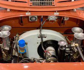 1961 PORSCHE 356 EMORY MOTORSPORTS NOTCHBACK COUPE