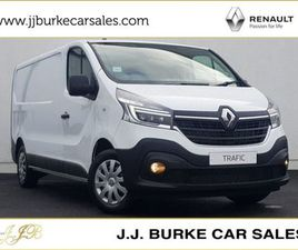 RENAULT TRAFIC LL30 BUSINESS DCI 120BHP ENERGY O FOR SALE IN MAYO FOR €27,920 ON DONEDEAL