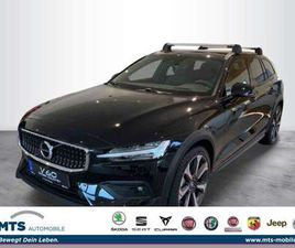 VOLVO V60 CROSS COUNTRY CROSS COUNTRY PRO AWD D4, BUSINESS, LEDER, STANDTH