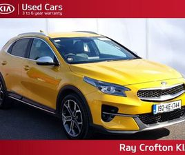 KIA XCEED 1.0 K4 CHROME PACK FOR SALE IN KILDARE FOR €21,950 ON DONEDEAL