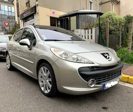 PEUGEOT 207 1.6 HDI 16V 110CH GRIFFE
