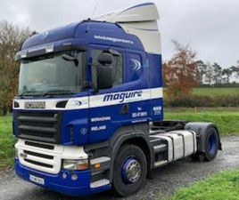 2007 SCANIA R420 4X2 HIGHLINE, REF NO: 2105 FOR SALE IN MONAGHAN FOR € ON DONEDEAL